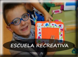 escuela recreativa